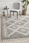 Saffron 33 Grey Rug - Block & Crate