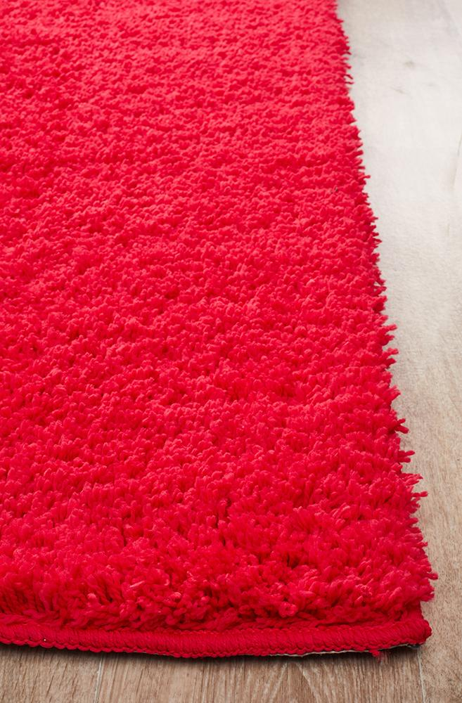 Soho Awesome Shag Rug Pink - Block & Crate