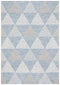 Rug Culture Terrace 5503 Blue - Block & Crate