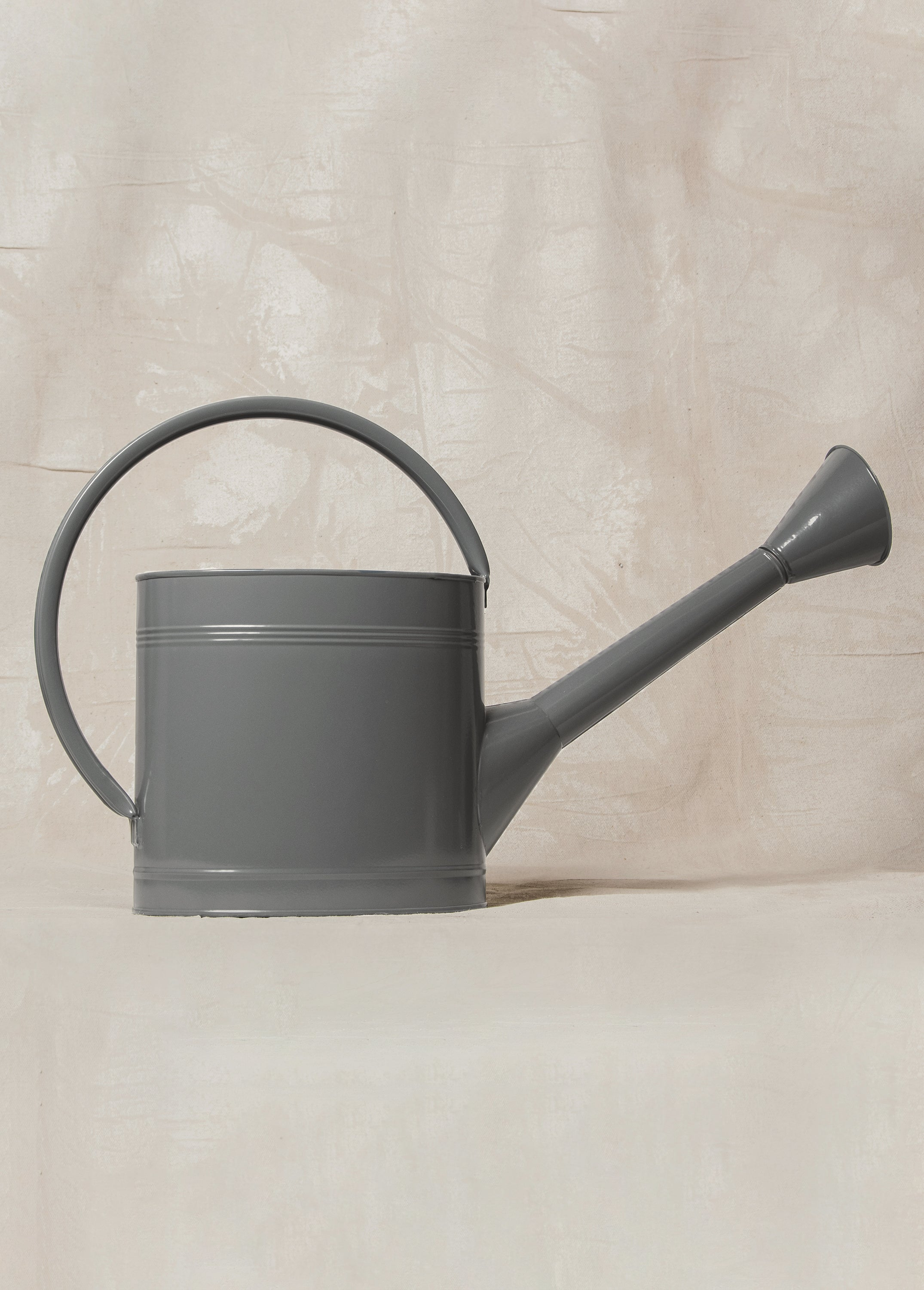 Waterfall Watering Can Slate