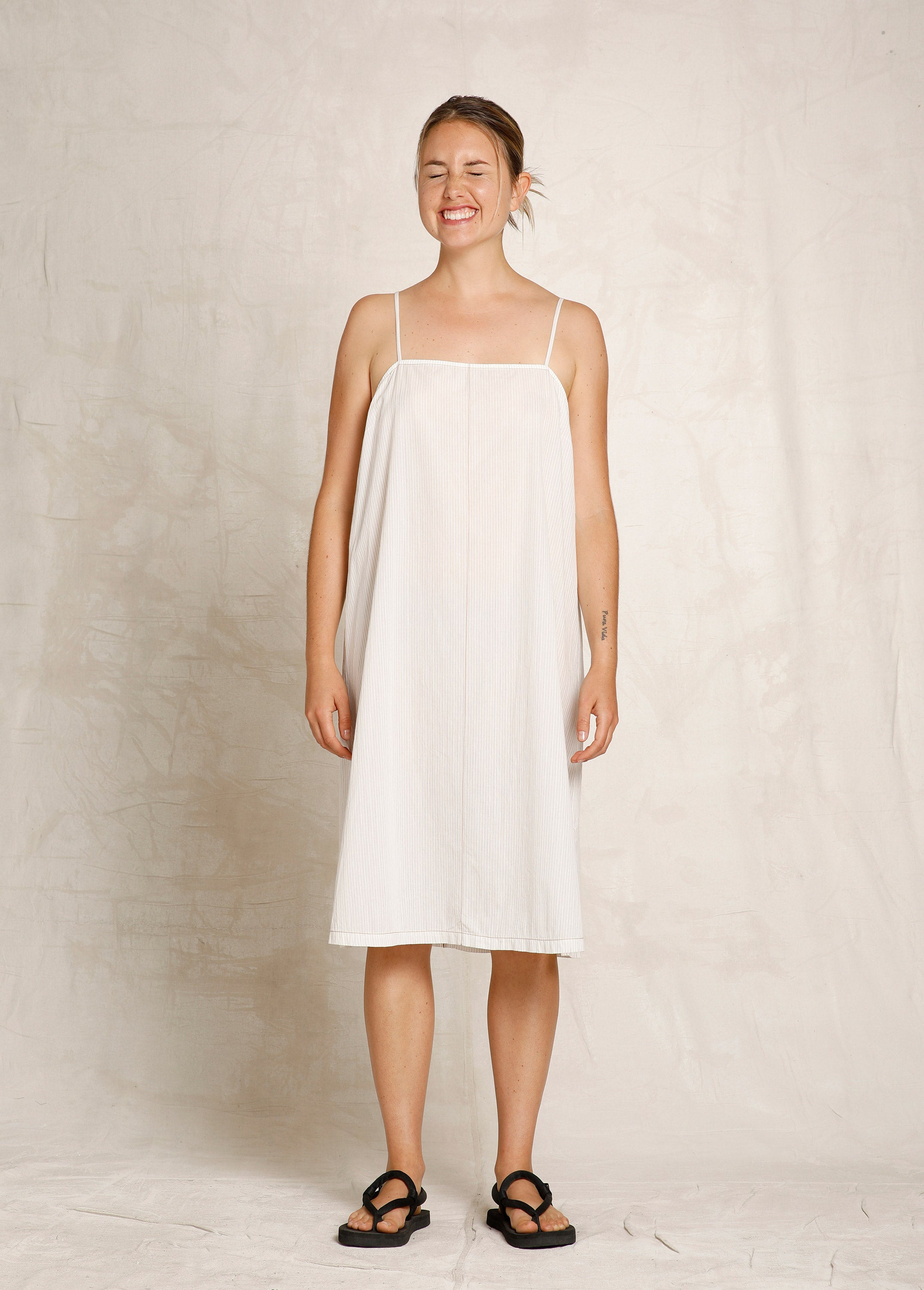 Perennial Slip Dress-Short