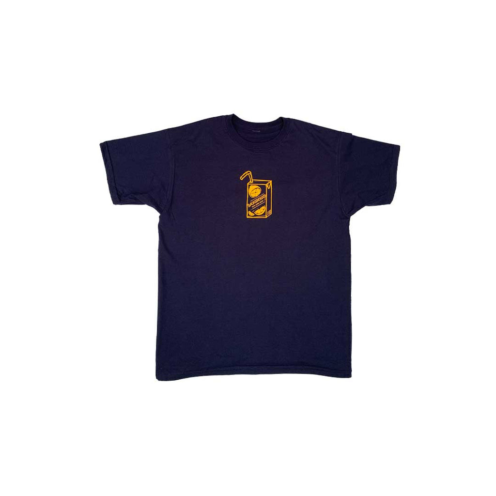 Lemon Juice Box T-shirt Navy