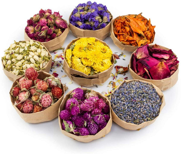 Natural Dried Flower- Gift Box