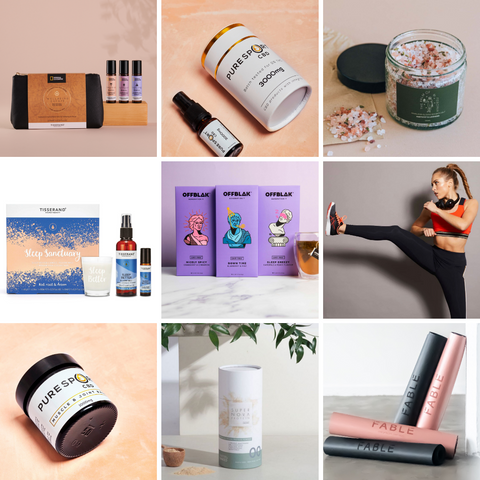 win a wellness bundle worth almost £300