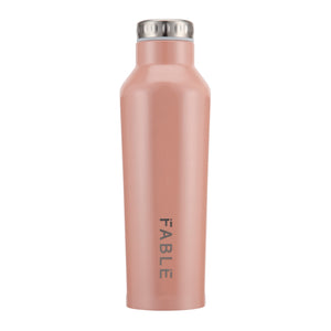 FABLE KEEP HOT / COLD DRINKS BOTTLE - BLUSH PINK