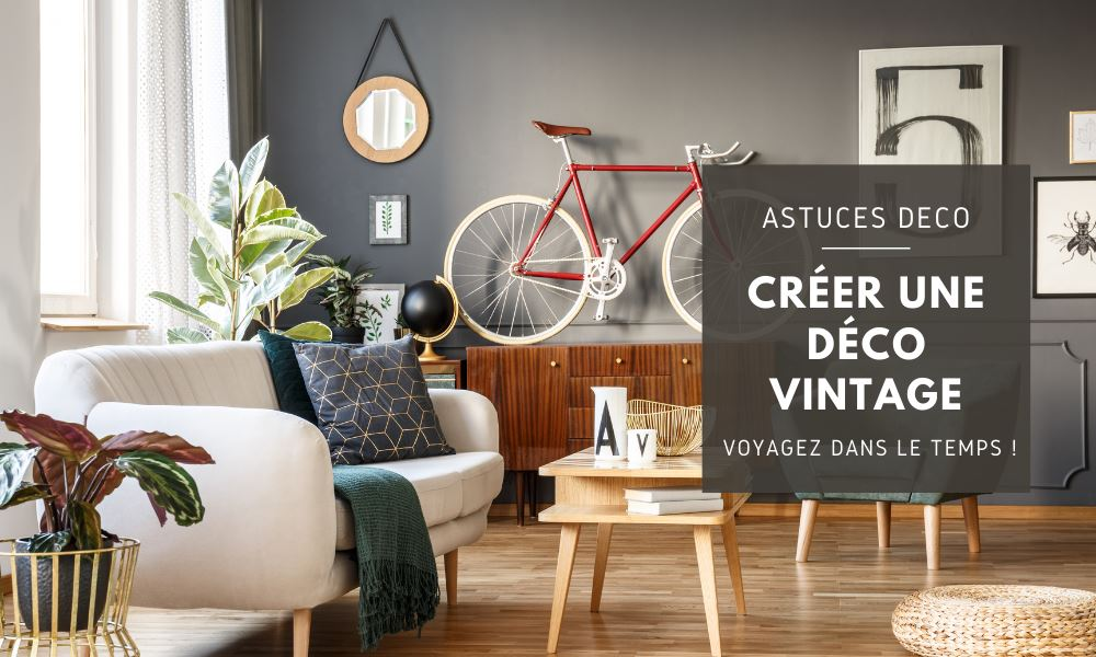 comment faire une decoration vintage