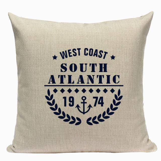 Coussin Bord de Mer South Atlantic