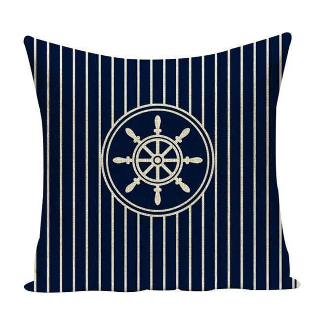 Coussin Navy