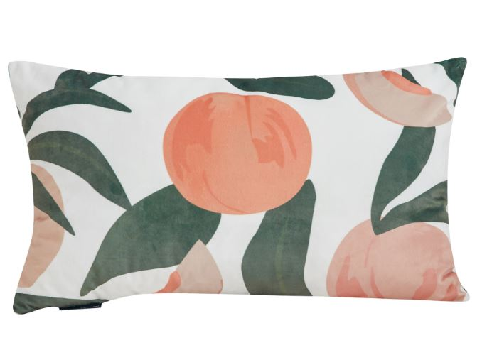Collection Tropical Peach 3 coussins