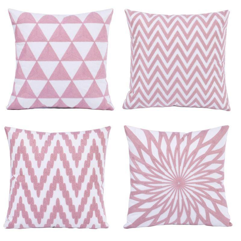 Collection Pink Serie 4 coussins
