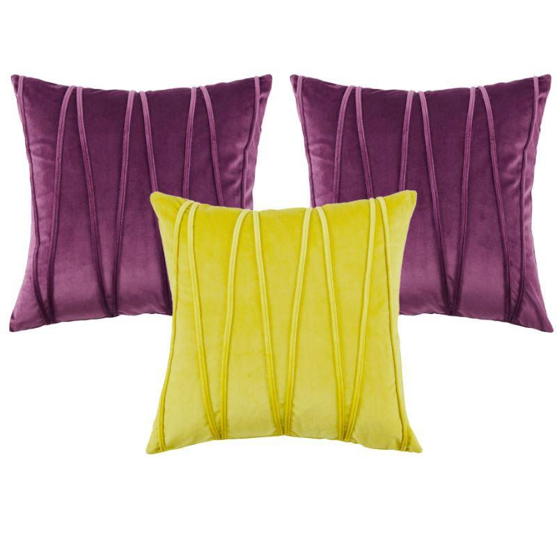 Collection Viola 3 coussins