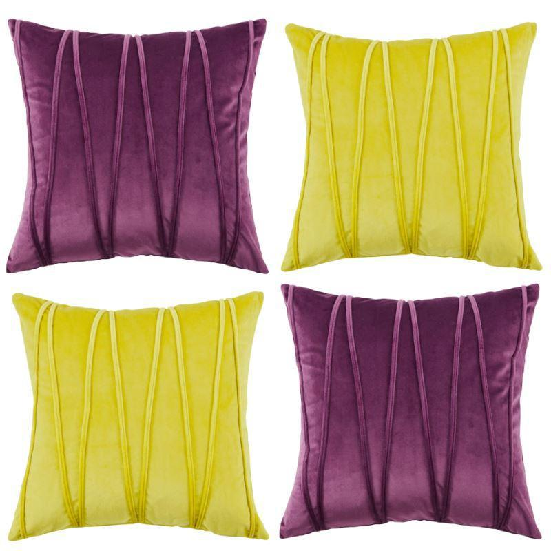 Collection Viola 4 coussins