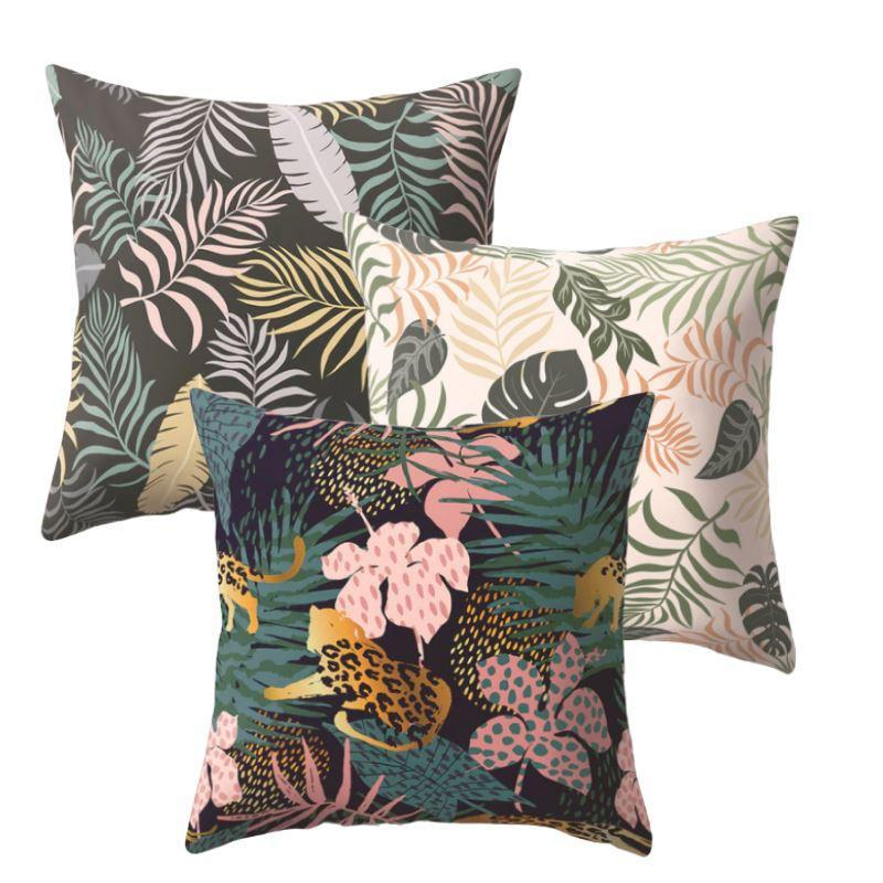 Collection Tropical Mood 3 coussins