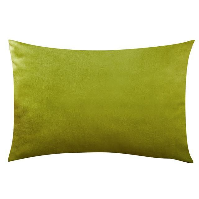 Coussin Rectangulaire Anis