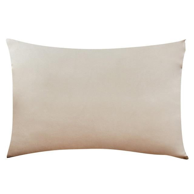 Coussin Rectangulaire Blanc