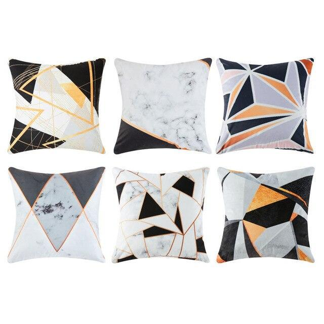 Collection Granit 6 coussins