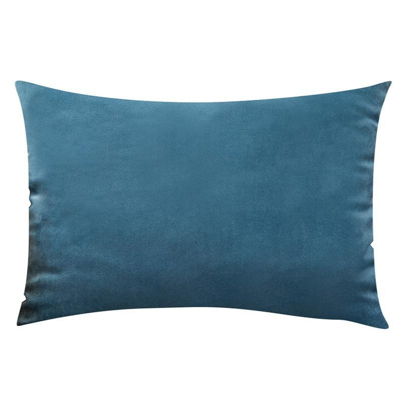 Coussin Velours Rectangulaire
