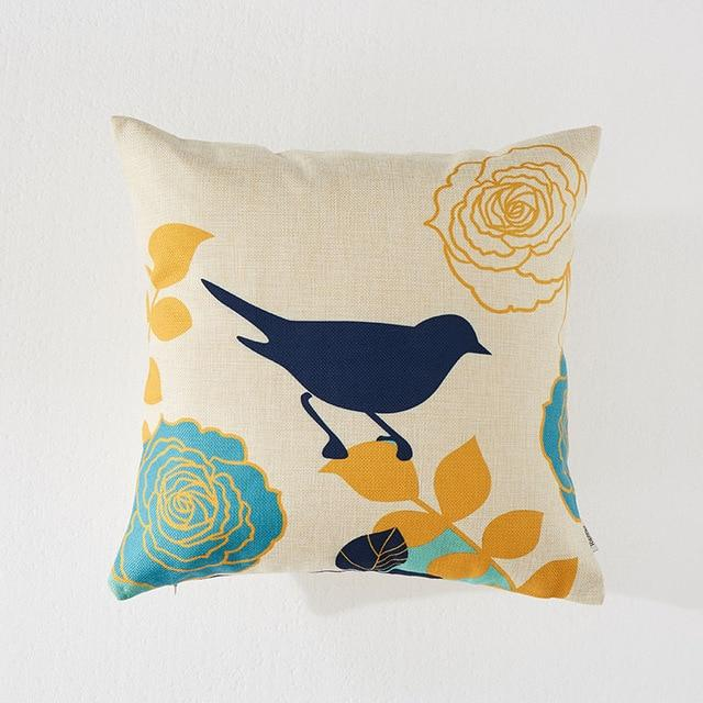 Collection Birdy 3 coussins