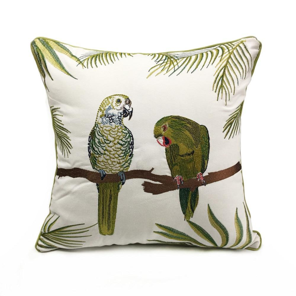 Coussin Animaux Vintage