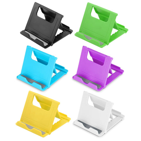Adjustable Fold-Up Cell Phone Stand