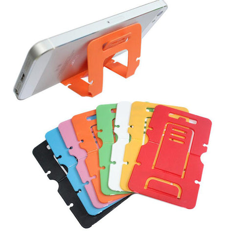 Credit Card Size Phone Holder - 5 Pack