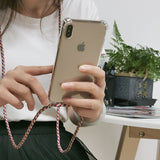 Shoulder Lanyard with Case - Huawei