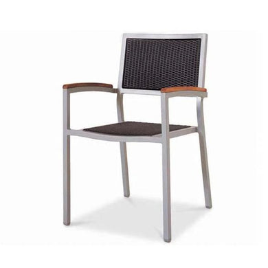 New Munich Stacking Arm Chair