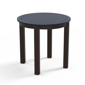 "Deluxe MGP 21"" Round End Table"
