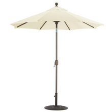 Load image into Gallery viewer, 7.5' Deluxe Auto Tilt Octagon Umbrella