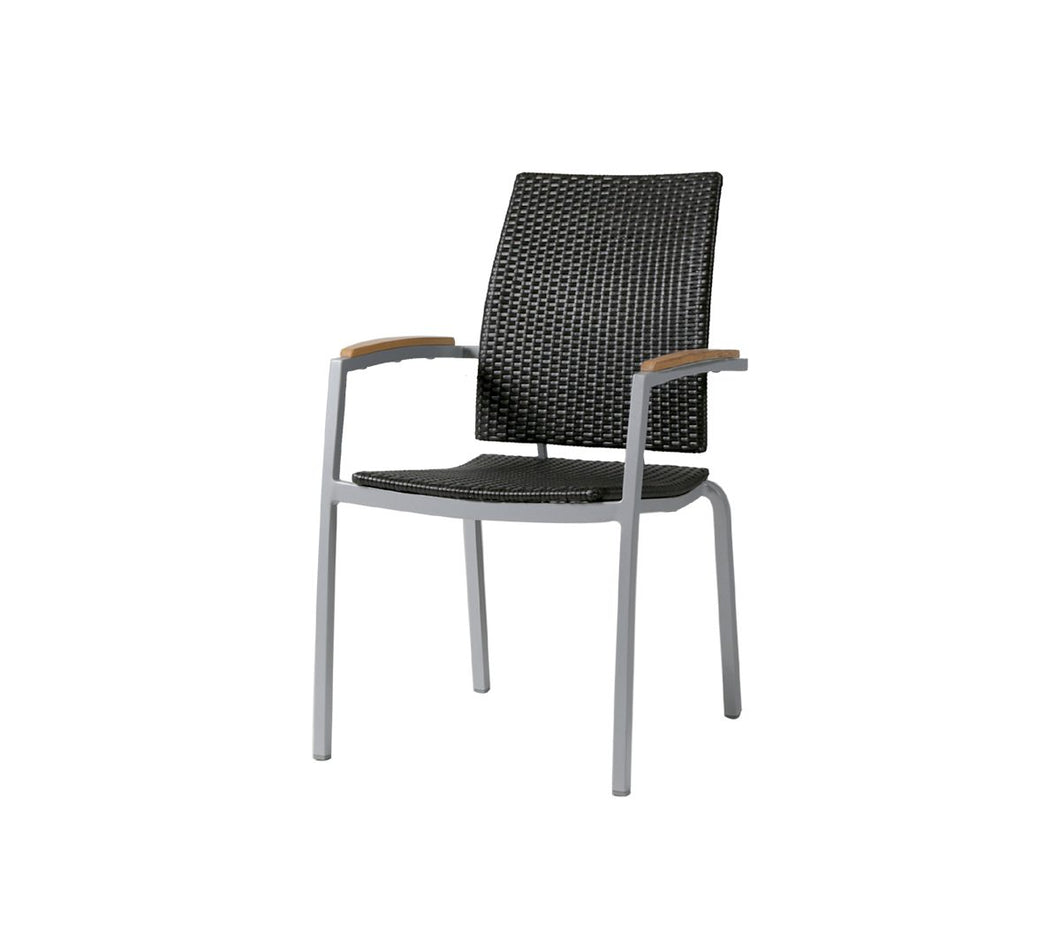 Zunix Dining Arm Chair