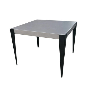 Genval 38″ Square Dining Table w/Umbrella Hole