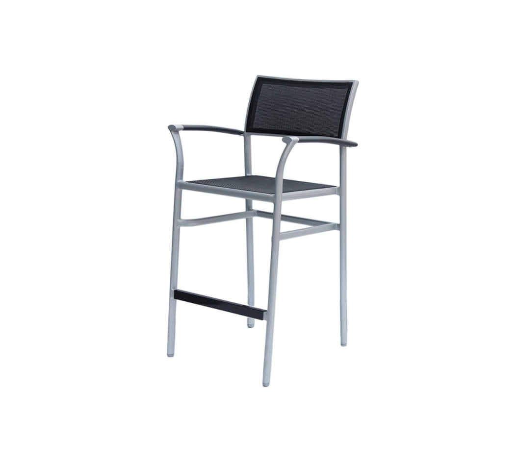 New Roma (Sling) Bar Chair w/Arm