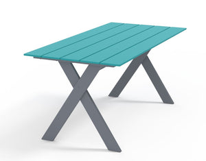"Plymouth Bay 32"" x 64"" Table"
