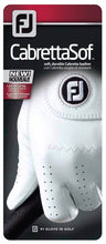 Load image into Gallery viewer, FootJoy CabrettaSof (mens)