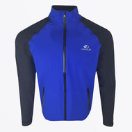 Druids Mens Rain Jacket (Blue/Black)