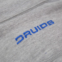 Load image into Gallery viewer, Druids Mens Two Tone 1/4 Zip (Grey)
