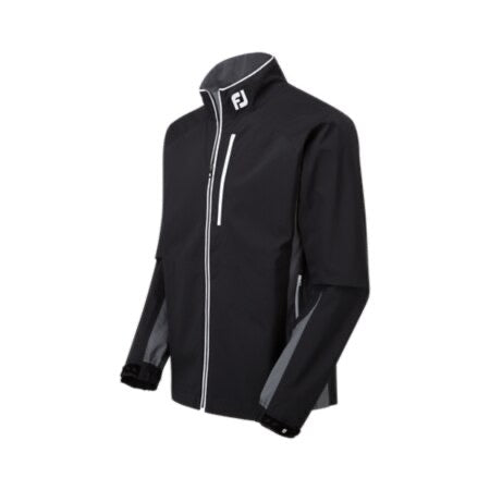 FJ Stadry Rain Jacket (Black/Charcoal)