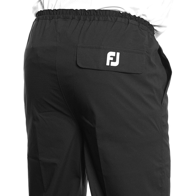 FJ Hydrolite Waterproof Rain Trousers (Black)