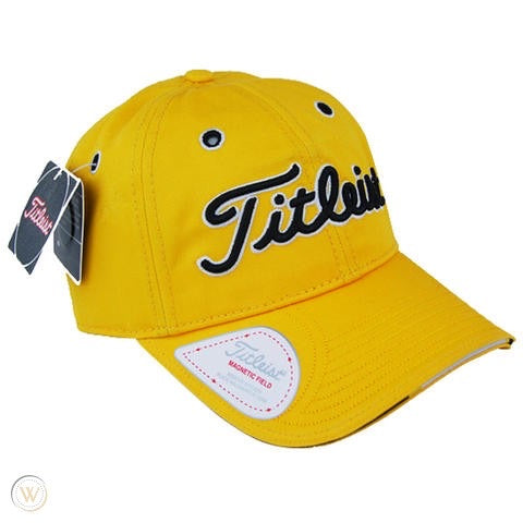 Titleist Ball Marker Cap (Yellow)