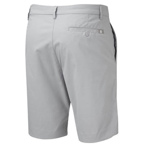 Footjoy Lite Slim Fit Tapered Golf Shorts (Grey)