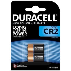 Duracell CR2 Batteries