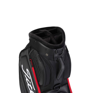 Titleist Jet Black Midsize Staff Bag