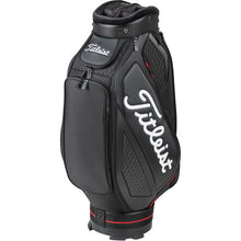 Load image into Gallery viewer, Titleist Jet Black Midsize Staff Bag