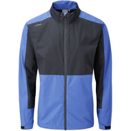 Ping Anders Waterproof Jacket (Deep Sea Blue/Black)