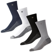 Load image into Gallery viewer, FootJoy Mens ProDry Crew Socks