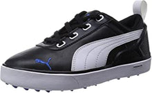 Load image into Gallery viewer, Puma Monolite Women (black/white/strong blue)