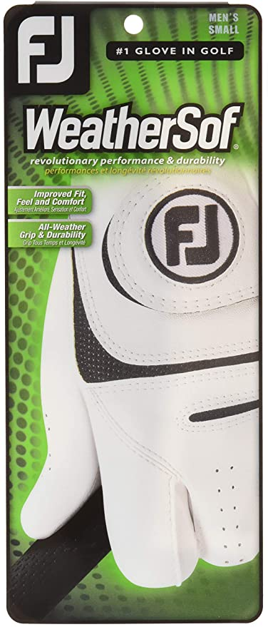 FootJoy WeatherSof Glove (mens)