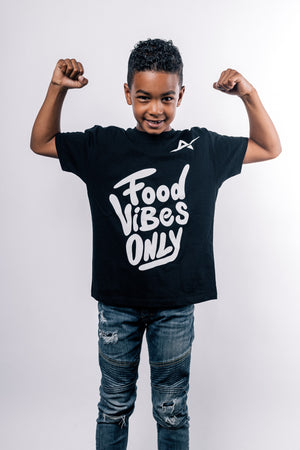 TJB - Food Vibes Only T-Shirt Kids