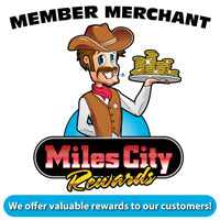 We reward our customers!