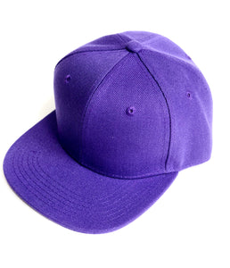 Kid Purple Snapback